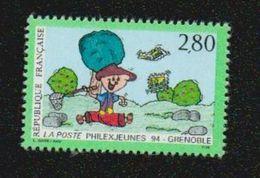 Frankreich 1994 Michel 3020 **, Yvert 2877 ** NsC PhilexJeunes Genoble - Frankreich