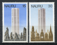1977 - NAURU - Catg. Mi. 147/148 - NH - (R-SI.331.713 -  55) - Nauru
