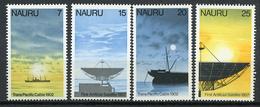 1977 - NAURU - Catg. Mi. 149/152 - NH - (R-SI.331.713 -  55) - Nauru