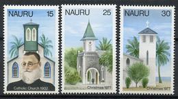 1977 - NAURU - Catg. Mi. 153/155 - NH - (R-SI.331.713 -  55) - Nauru