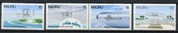 1979 - NAURU - Catg. Mi. 188/191 - NH - (R-SI.331.713 -  55) - Nauru