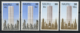 1978 - NAURU - Catg. Mi. 158/161 - NH - (R-SI.331.713 -  55) - Nauru