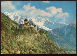 CPM Neuve LICHTENSTEIN Schloss Vaduz - Liechtenstein