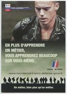 Armée De Terre - Un Métier Recrutement Défense - Regiments