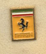 Pins Automobile Ferrari ? Distintivi Spilla Marque Bmw1 - Ferrari