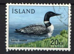 ISLANDA - 1967 - STROLAGA MAGGIORE - USATO - 1944-... Republik