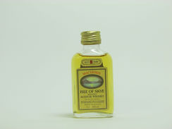 Mignonnette De WHISKY - MACLEOD'S ISLE OF SKYE 8 YEARS OLD - Mignonnettes