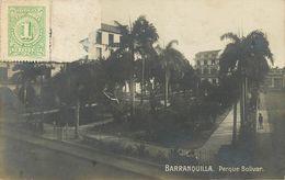 Barranquilla Parque Bolivar - Colombie