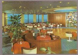 """Deutschland (DDR-Zeit)  - AK - Rostock-Warnemünde / Hotel """"Neptun"""" - Sky-Bar - Rostock"""