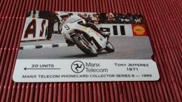 Phonecard Manx Telecom Moto Number 310 MD(Mint,Neuve) - Isle Of Man