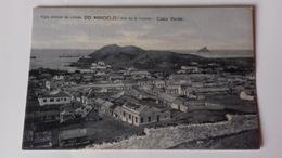 Vista Parcial Da Cidade DO MINDELO - Ilha De S. Vicente - Cabo Verde. - Cap Vert