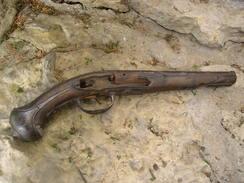 Vends épave Depistolet à Silex - Decorative Weapons