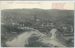 Clamecy-Vue Générale Prise Des Montagnes De Sembert (CPA) - Clamecy