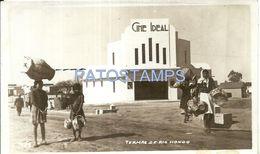 77355 ARGENTINA SANTIAGO DE ESTERO TERMAS DE RIO HONDO CINEMA CINE IDEAL & COSTUMES PHOTO NO POSTAL TYPE POSTCARD - Fotografia