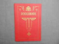 Trouwboekje Huwelijksboekje Emiel Goossens Helena De Smet 1930 Dendermonde - Unclassified