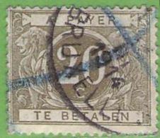 MiNr.P5 I. O Belgien Portomarken - Portomarken