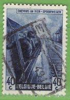 MiNr.E256 O Belgien Eisenbahnpaketmarken - 1942-1951