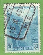 MiNr.E257 O Belgien Eisenbahnpaketmarken - 1942-1951