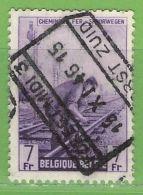 MiNr.E268 O Belgien Eisenbahnpaketmarken - 1942-1951