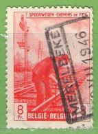 MiNr.E269 O Belgien Eisenbahnpaketmarken - 1942-1951