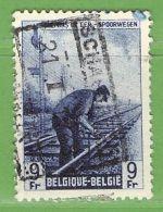 MiNr.E270 O Belgien Eisenbahnpaketmarken - 1942-1951