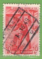 MiNr.E271 O Belgien Eisenbahnpaketmarken - 1942-1951