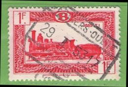 MiNr.E279 O Belgien Eisenbahnpaketmarken - 1942-1951