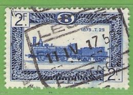 MiNr.E280 O Belgien Eisenbahnpaketmarken - 1942-1951