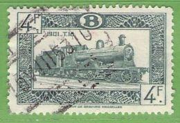 MiNr.E282 O Belgien Eisenbahnpaketmarken - 1942-1951