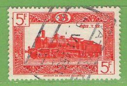 MiNr.E283 O Belgien Eisenbahnpaketmarken - 1942-1951