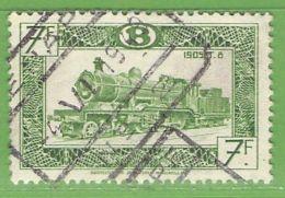 MiNr.E285 O Belgien Eisenbahnpaketmarken - 1942-1951