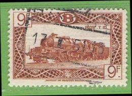 MiNr.E287 O Belgien Eisenbahnpaketmarken - 1942-1951