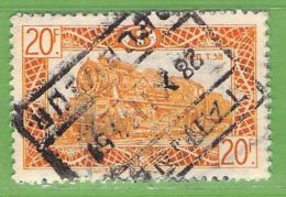 MiNr.E290 O Belgien Eisenbahnpaketmarken - 1942-1951