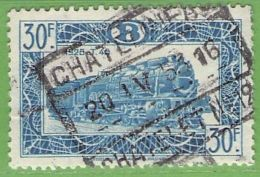 MiNr.E291 O Belgien Eisenbahnpaketmarken - 1942-1951