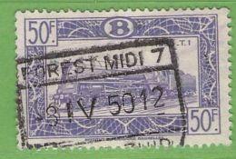 MiNr.E293 O Belgien Eisenbahnpaketmarken - 1942-1951