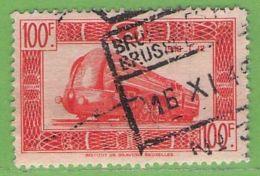 MiNr.E294 O Belgien Eisenbahnpaketmarken - 1942-1951