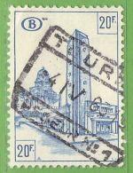 MiNr.E312 O Belgien Eisenbahnpaketmarken - 1942-1951