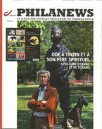 Belgique, Magazine Philanews N° 4-2011 F, Tintin, Très Bon état. - Magazines: Abonnements