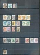 Hong Kong - Petit Album Avec Début De Collection - Très Bonnes Valeurs - Lots & Serien