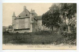 Pazayac Le Château - France