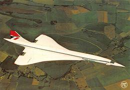 Concorde British Airways PI 313 - 1946-....: Ere Moderne