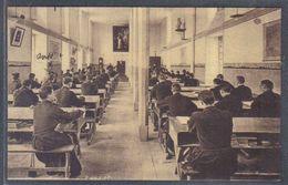 Carte Postale  50.  Mortain Abbaye-Blanche  Séminaire Des PP. Du St-Esprit La Salle De Conférences Trés Beau Plan - Autres Communes