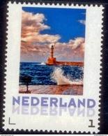 Nederland 2016  Vuurtoren 2016-11 Ghania Greece Leuchturm Lighthouse REPRINT     Postfris/mnh/sans Charniere - Saar