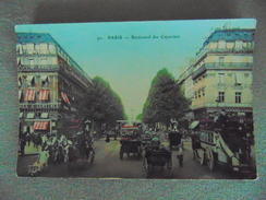 BOULEVARD DES CAPUCINES COULEUR - France
