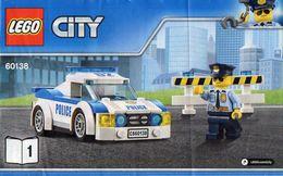 CATALOGUE LEGO City 60138-1 - Catalogues