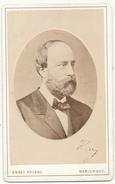 Le Comte De Chambord - Photo CDV  Signée - Ernst Pflanz, Marienbad - Anciennes (Av. 1900)