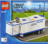 CATALOGUE LEGO City 60044-3 - Catalogues