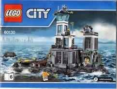 CATALOGUE LEGO City 60130 - Catalogs