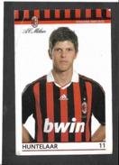 Milan - Huntelaar - Non Viaggiata - Soccer