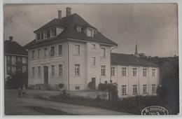 Menziken Aargau - Lithogr. Anstalt Rob. Weber Söhne Buchdruckerei - AG Argovie